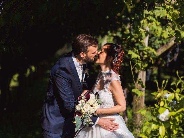 Le nozze di Sara e Martin