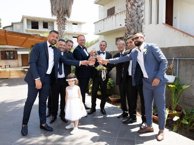 Il matrimonio di Raffaele e Mariangela a San Ferdinando, Reggio Calabria 10