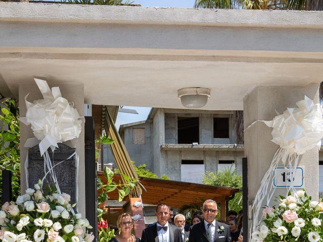 Il matrimonio di Raffaele e Mariangela a San Ferdinando, Reggio Calabria 11