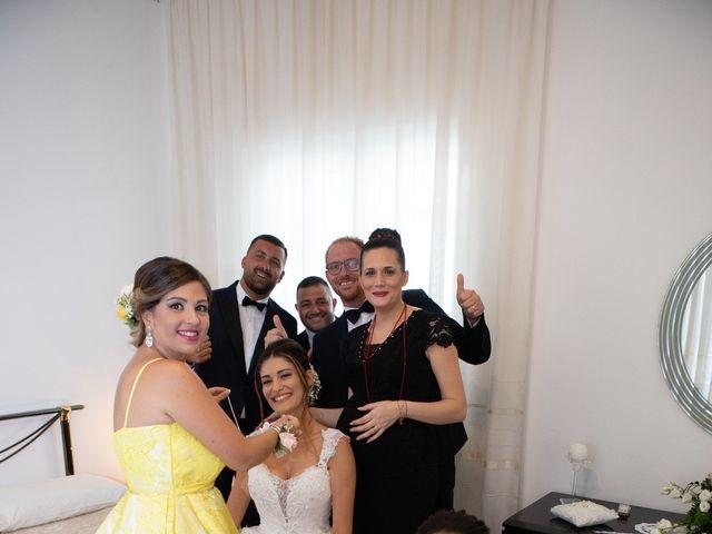 Il matrimonio di Raffaele e Mariangela a San Ferdinando, Reggio Calabria 23
