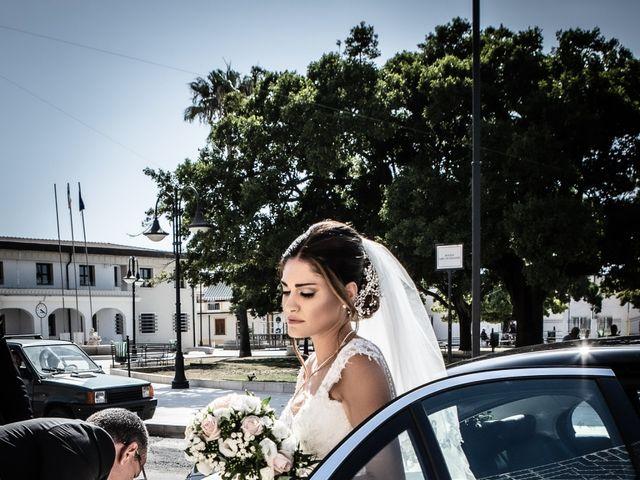 Il matrimonio di Raffaele e Mariangela a San Ferdinando, Reggio Calabria 36