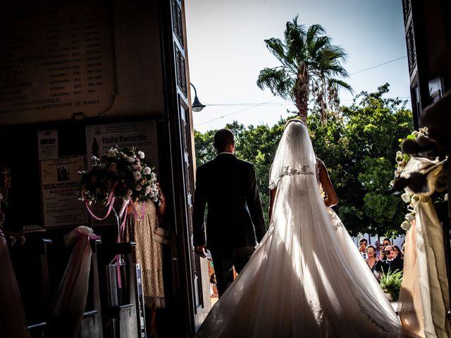 Il matrimonio di Raffaele e Mariangela a San Ferdinando, Reggio Calabria 42