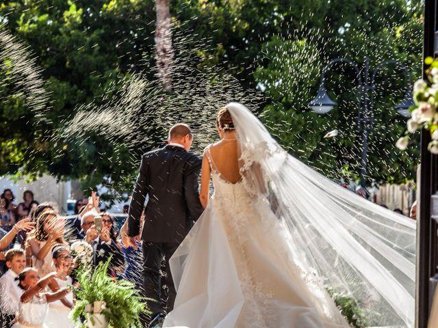 Il matrimonio di Raffaele e Mariangela a San Ferdinando, Reggio Calabria 43