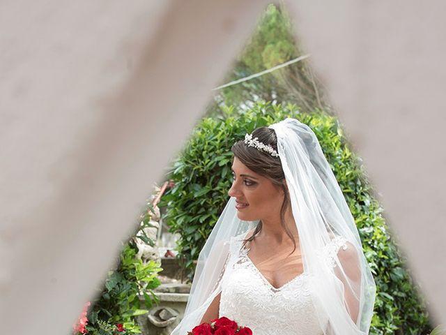 Il matrimonio di Alessio e Serena a Spello, Perugia 4