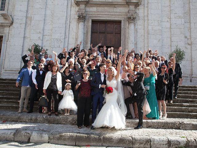 Il matrimonio di Alessio e Serena a Spello, Perugia 6
