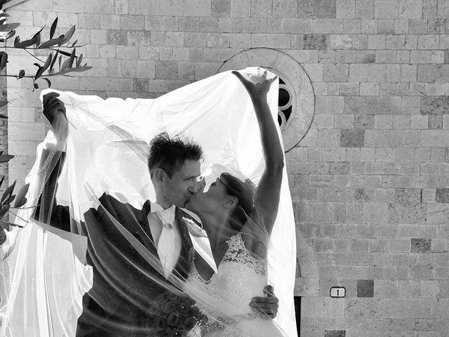 Il matrimonio di Alessio e Serena a Spello, Perugia 7