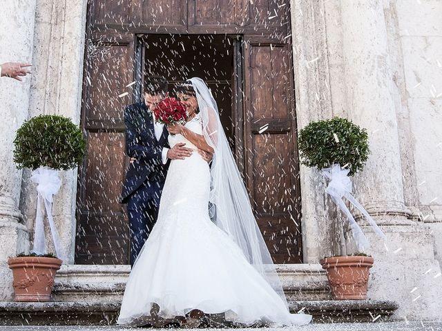 Il matrimonio di Alessio e Serena a Spello, Perugia 8