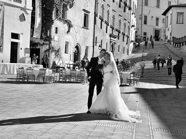 Il matrimonio di Alessio e Serena a Spello, Perugia 9