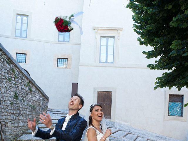Il matrimonio di Alessio e Serena a Spello, Perugia 10