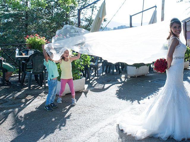 Il matrimonio di Alessio e Serena a Spello, Perugia 1