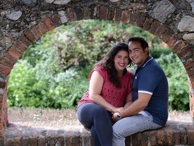Il matrimonio di Vincenzo e Sonia a Cuceglio, Torino 4