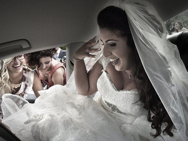 Il matrimonio di Vincenzo e Sonia a Cuceglio, Torino 1