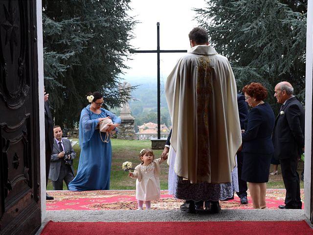 Il matrimonio di Vincenzo e Sonia a Cuceglio, Torino 15