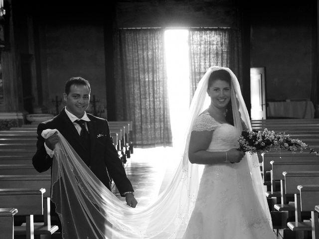 Il matrimonio di Vincenzo e Sonia a Cuceglio, Torino 23