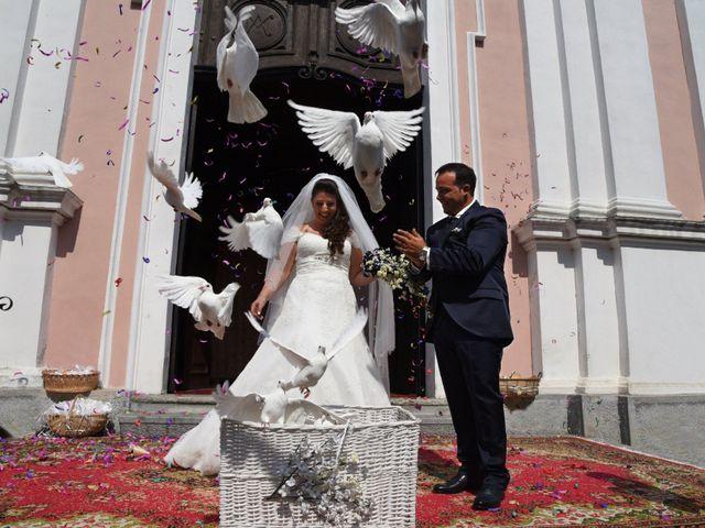 Il matrimonio di Vincenzo e Sonia a Cuceglio, Torino 24