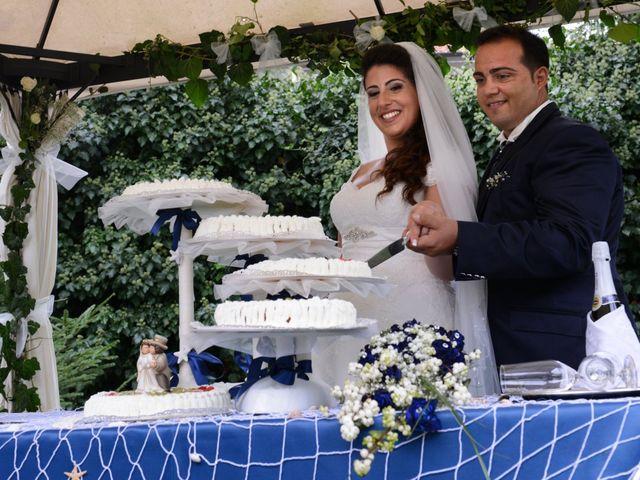 Il matrimonio di Vincenzo e Sonia a Cuceglio, Torino 30