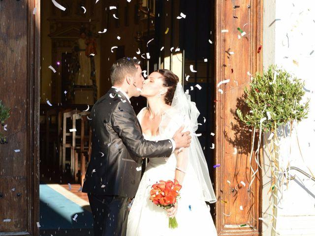 Le nozze di Fabio e Giorgia
