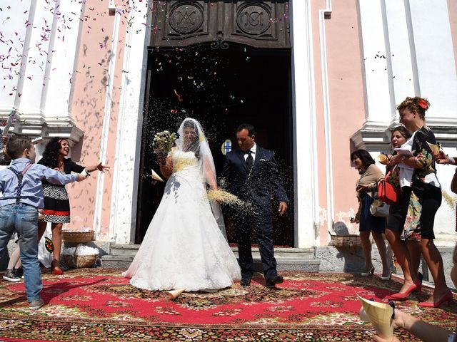 Il matrimonio di Vincenzo e Sonia a Cuceglio, Torino 33