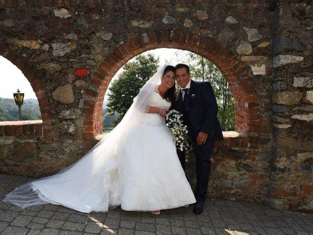 Il matrimonio di Vincenzo e Sonia a Cuceglio, Torino 35