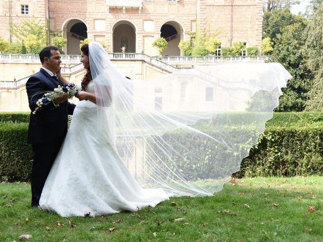 Il matrimonio di Vincenzo e Sonia a Cuceglio, Torino 37