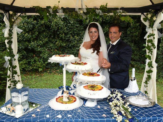 Il matrimonio di Vincenzo e Sonia a Cuceglio, Torino 38