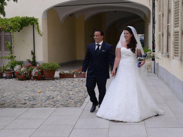Il matrimonio di Vincenzo e Sonia a Cuceglio, Torino 44