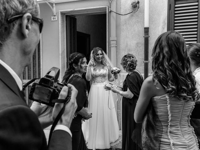 Il matrimonio di Michele e Giulia a Santa Caterina Villarmosa, Caltanissetta 14