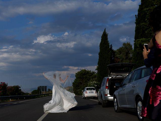 Il matrimonio di Michele e Giulia a Santa Caterina Villarmosa, Caltanissetta 25