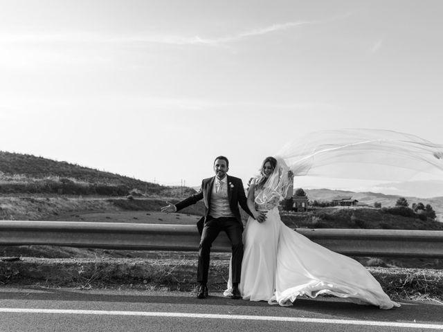 Il matrimonio di Michele e Giulia a Santa Caterina Villarmosa, Caltanissetta 27