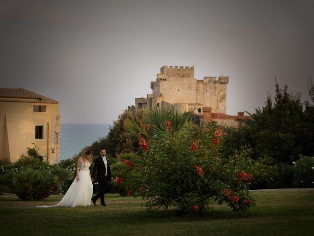 Il matrimonio di Michele e Giulia a Santa Caterina Villarmosa, Caltanissetta 32
