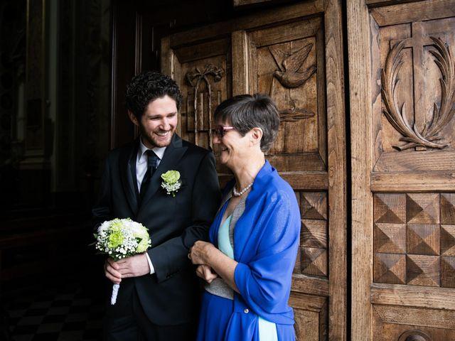 Il matrimonio di Michele e Marisa a Bergamo, Bergamo 10