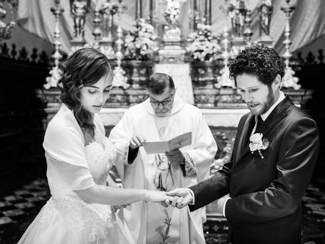 Il matrimonio di Michele e Marisa a Bergamo, Bergamo 23