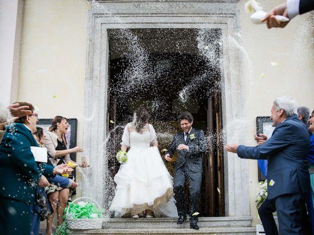 Il matrimonio di Michele e Marisa a Bergamo, Bergamo 31