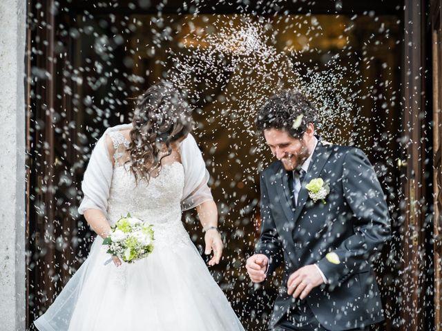 Il matrimonio di Michele e Marisa a Bergamo, Bergamo 32