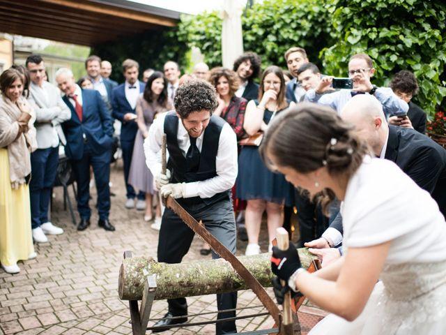 Il matrimonio di Michele e Marisa a Bergamo, Bergamo 77