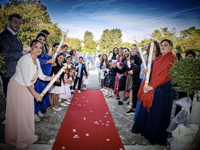 Il matrimonio di Tiziana e Antonio a Porto Mantovano, Mantova 13
