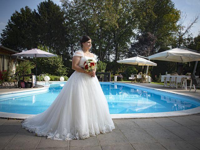 Il matrimonio di Tiziana e Antonio a Porto Mantovano, Mantova 22