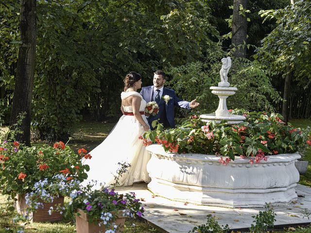 Il matrimonio di Tiziana e Antonio a Porto Mantovano, Mantova 29