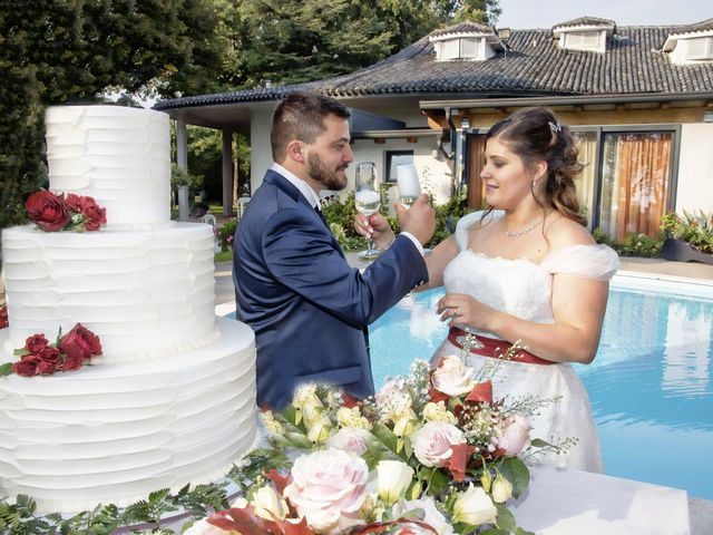 Il matrimonio di Tiziana e Antonio a Porto Mantovano, Mantova 31