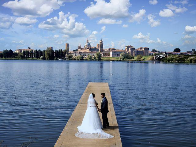 Il matrimonio di Tiziana e Antonio a Porto Mantovano, Mantova 34