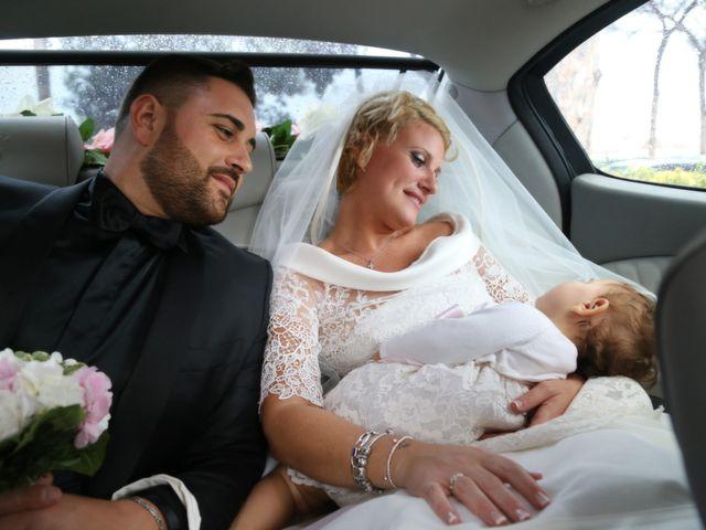 le nozze di Isa e Giuseppe