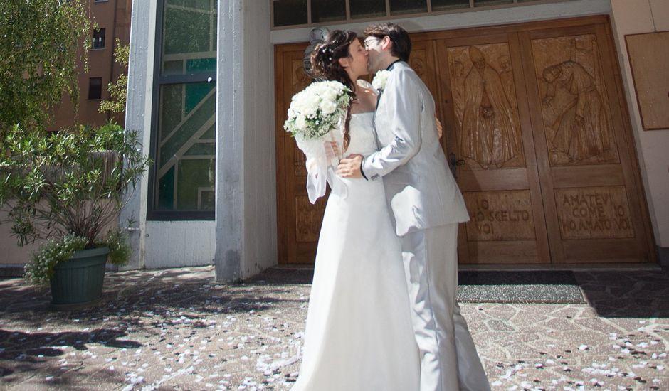 Il matrimonio di Simone e Laura a Baselga di Pinè, Trento