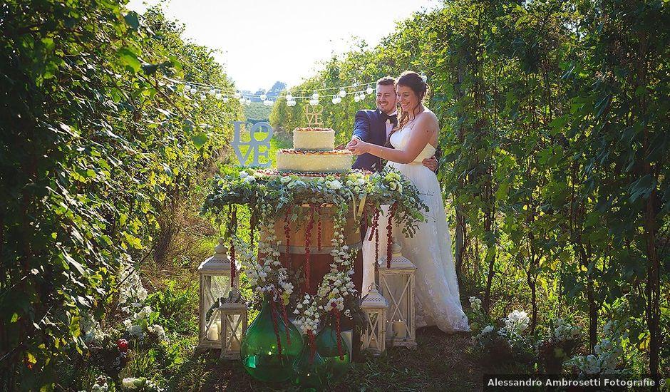 Il matrimonio di Paolo e Valentina a Gattico, Novara