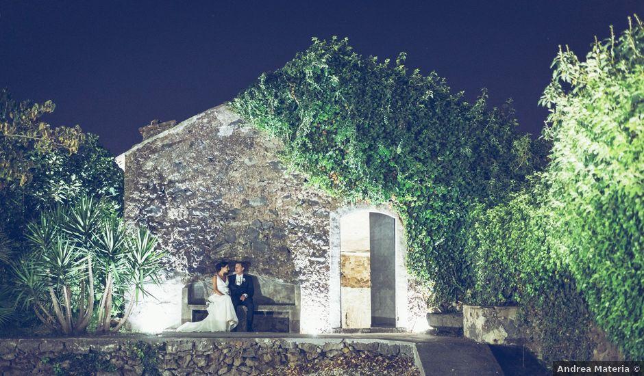 Il matrimonio di Andrea e Giuliana a Aci Bonaccorsi, Catania