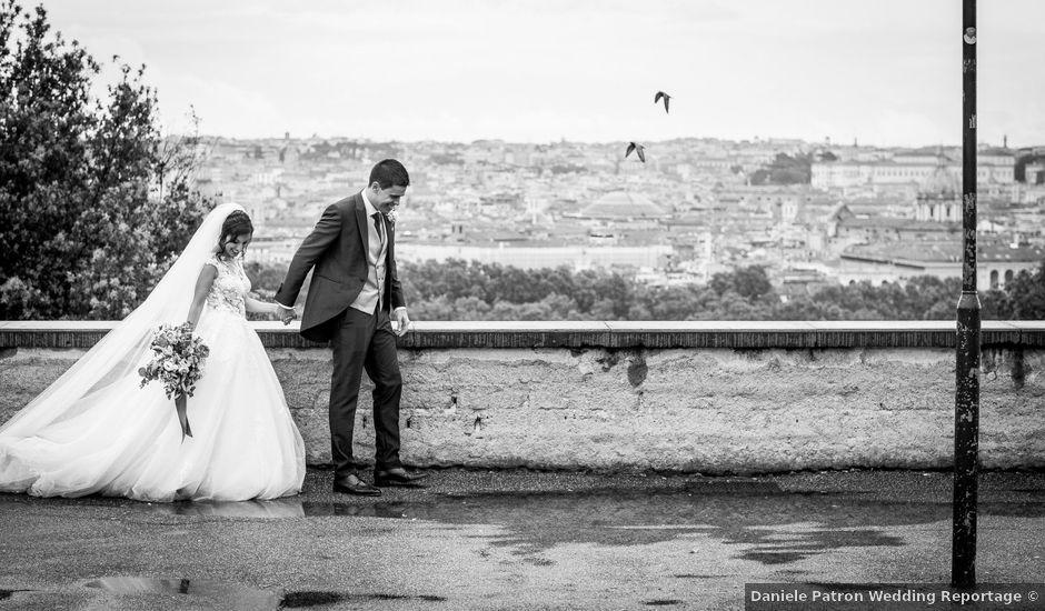 Il matrimonio di Rodrigo e Marianna a Roma, Roma