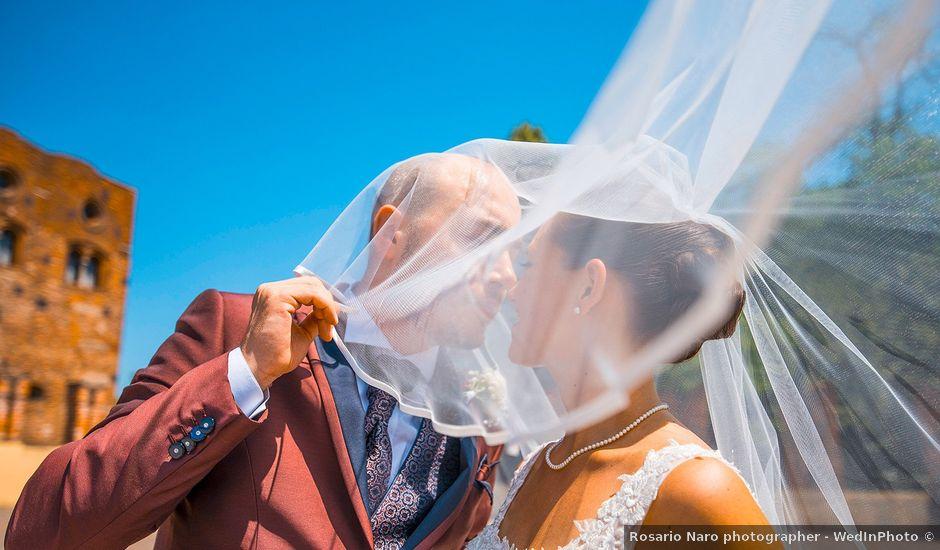 Il matrimonio di Davide e Ilaria a Veniano, Como