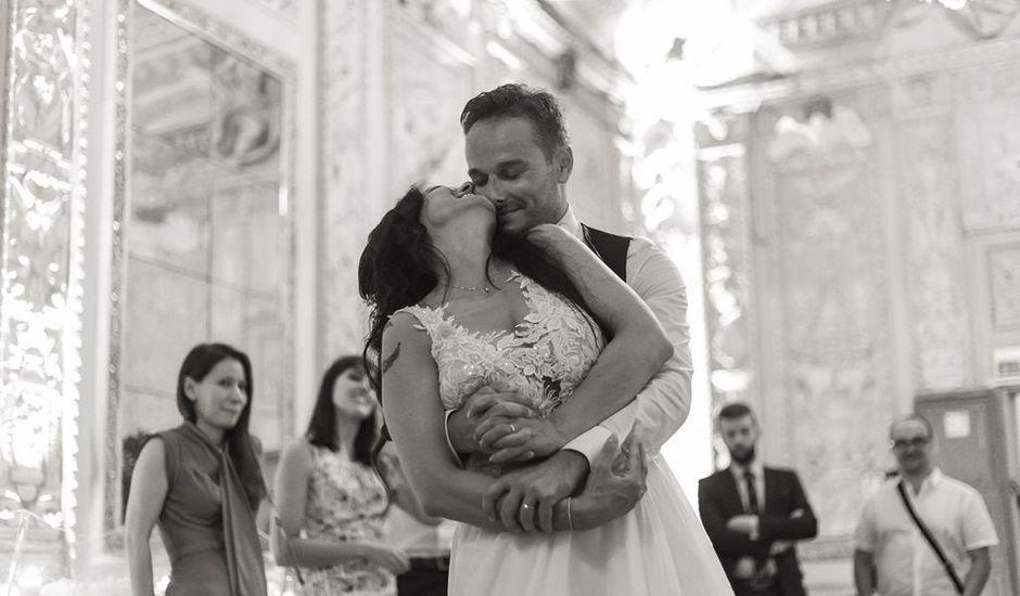 Il matrimonio di Gabriella  e Luca  a Bologna, Bologna