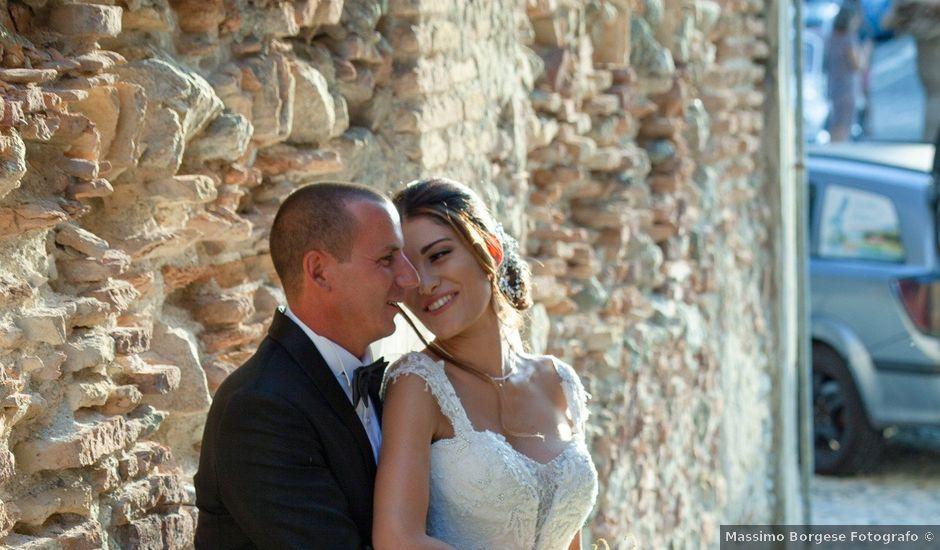 Il matrimonio di Raffaele e Mariangela a San Ferdinando, Reggio Calabria
