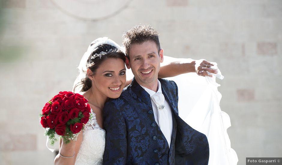 Il matrimonio di Alessio e Serena a Spello, Perugia