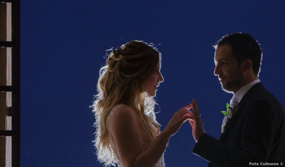 Il matrimonio di Michele e Giulia a Santa Caterina Villarmosa, Caltanissetta